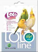 Lolo Pets Lololine Водоросли для птиц (10 г)