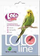 """Lolo Pets Lololine для волнистых попугаев """"Чик-чирик"""" (20 г)"""
