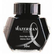 Чернила Waterman черные S0110710