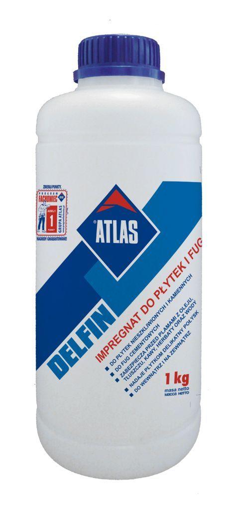 Средство для защиты плиточного шва Атлас Дельфин