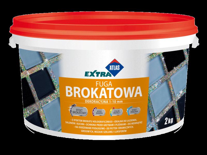 Затирка ATLAS Fuga Brokatowa EXTRA 2кг