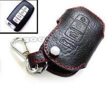 Кожаный чехол для ключа, вариант II