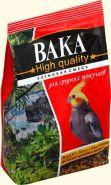 Вака High Quality корм для средних попугаев (500 г)