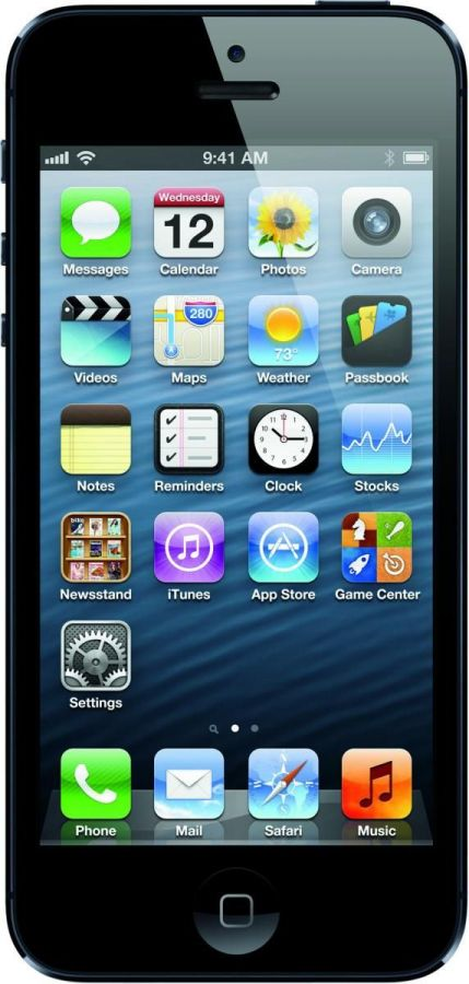 Apple iPhone 5 32Gb (Black)