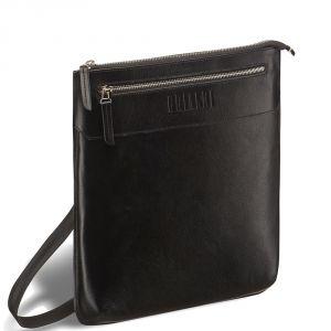 Кожаная сумка через плечо BRIALDI Assisi (Ассизи) black