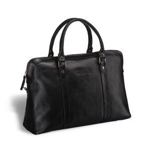 Удобная женская сумка BRIALDI Valencia (Валенсия) black
