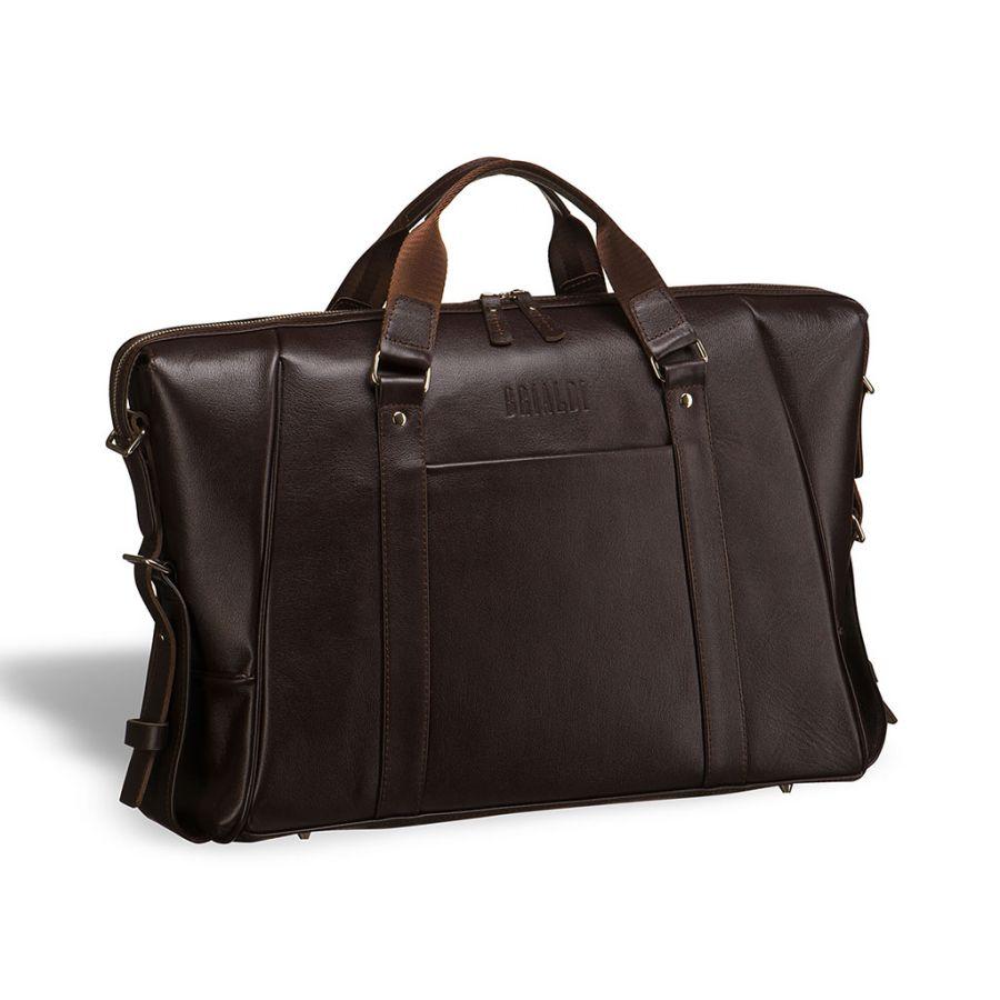 Деловая сумка для архитекторов и конструкторов Valvasone (Вальвазоне) brown