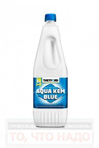 Жидкость для биотуалетов Аква Кем Блю 2л.