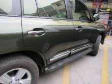 Боковые подножки agt4x4, Lexus style, к-кт