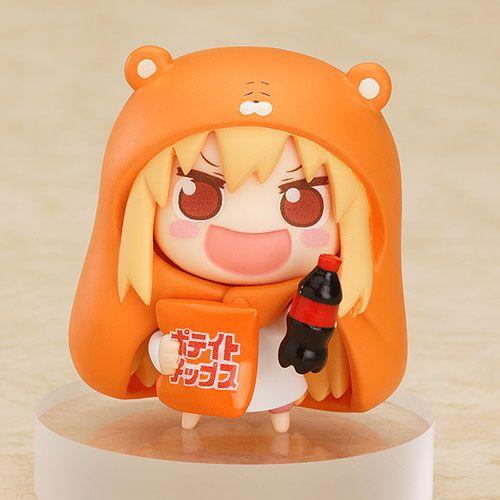 Набор фигурок Himouto! Umaru-chan