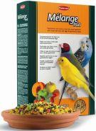 Padovan Melange Fruit Доп. корм с фруктами и яйцом для зерноядных птиц (300 г)
