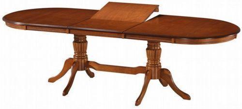 Стол круглый деревянный раскладной 3689М