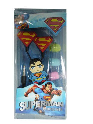 Детские наушники Орбита S-238 наушники (Superman, вакуум)