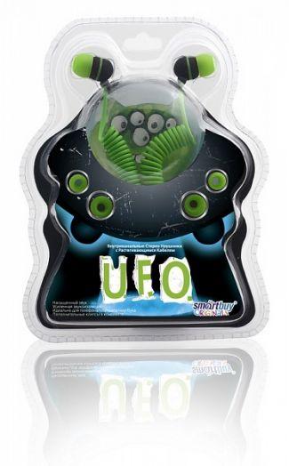 Наушники вакуумные Smartbuy U.F.O. SBE-2050