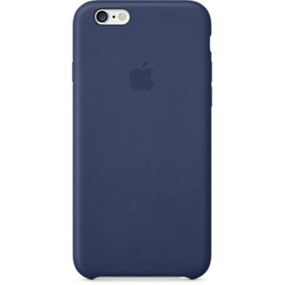 APPLE LEATHER CASE ДЛЯ IPHONE 6/6s Blue