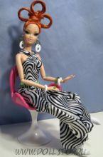 Коллекционная  кукла Барби Pop Life - Pop Life Doll (Redhead)