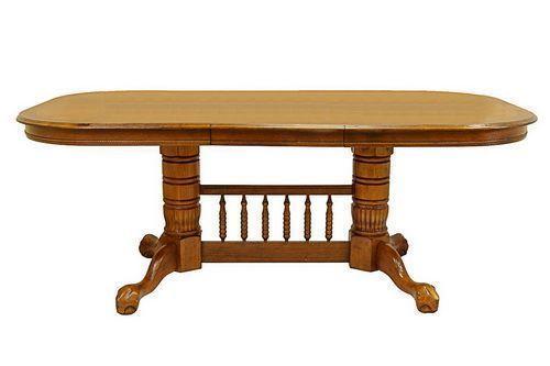 Стол деревянный обеденный раскладной Кантри 3641