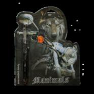 "Ручка автомат ""Manimals"" (арт. 217-0003) (01279)"