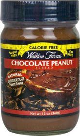 Walden Farms Chocolate Peanut Spread (340 гр.)