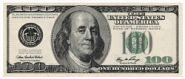 Деньги для выкупа (100 долларов)