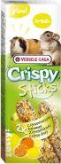 Versele-Laga Crispy Sticks Палочки для морских свинок и шиншилл с цитрусовыми (2 шт.)