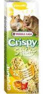 Versele-Laga Crispy Sticks Палочки для хомяков и крыс с попкорном и медом (2 шт.)