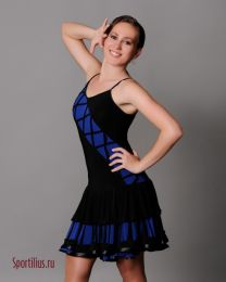 """Платье для латины """"Бродвей"""""""