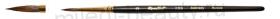 Кисть для росписи Roubloff-1115-00 №00 круглая из волоса колонка Производитель: Россия