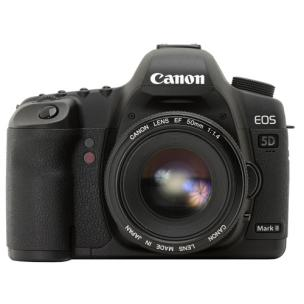 Canon EOS 5D Mark II kit 50mm f/1.8