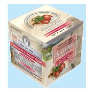 Коллагеново-протеиновый питательный коктейль «Клубничка и сливки с мёдом»,50мл