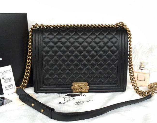 Сумка Chanel Le Boy 30,5 см