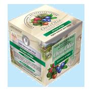 """OvisOlio крем-маска для лица """"Лесные ягоды"""" коллагеновая витаминопитающая  (банка),50 мл"""