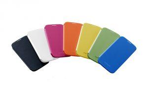 Чехол-книжка (Flip Cover) Samsung G355H Galaxy Core 2/G355H Galaxy Core 2 Duos (pink) Оригинал