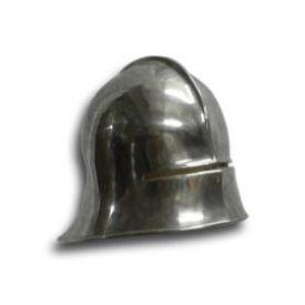 Шлем Салад с монолитным забралом. Модель №2