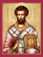 Икона Тимофей, апостол (рукописная)