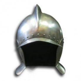 Шлем Бургиньот открытый с гребнем 1570 г.