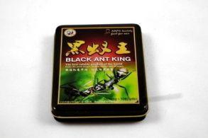 Королевский черный муравей,10кап