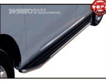 Боковые подножки Winbo, с пластмассовой накладкой, нерж. сталь
