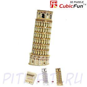 CubicFun. 3D пазлы. Мини серия. Пизанская башня