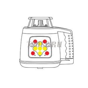Ремонт ротационного лазерного нивелира, уровня