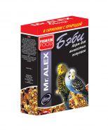 Mr. ALEX Корм для волнистых попугаев Бэби (500 г)