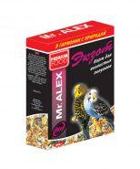 Mr. ALEX Корм для волнистых попугаев Экзот (500 г)