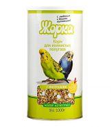 ЖОРКА Корм для волнистых попугаев с минералами (1 кг)
