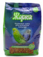 ЖОРКА Корм для волнистых попугаев Минералы (450 г)