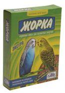 ЖОРКА Корм для волнистых попугаев Экстра (500 г)