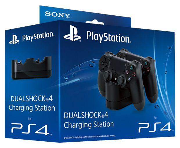 Зарядная станция Sony Dualshock 4 Charging Station (CUH-ZDC1/E)