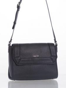 Чёрная сумка crossbody Palio