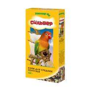 Зоомир Корм для средних попугаев Сильвер (500 г)