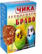 Чика Браво Корм для волнистых попугаев (500 г)