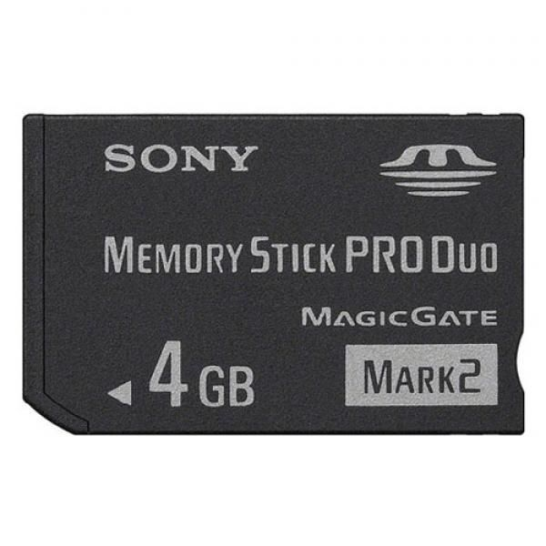 Карта памяти Memory Stick Pro 4GB (PSP)